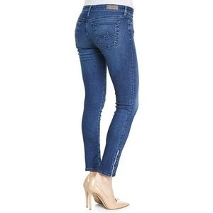 AG Adriano Goldschmied ankle legging ankle zipper